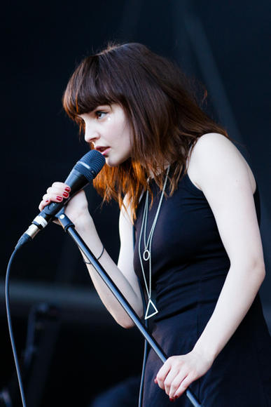 CHVRCHES at V Festival