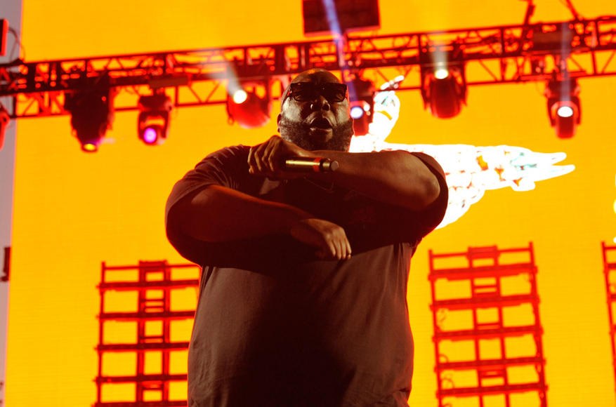 Run the Jewels at FYF Fest