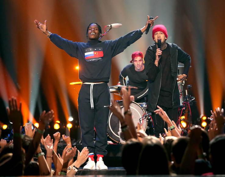 A$AP Rocky and Twenty One Pilots