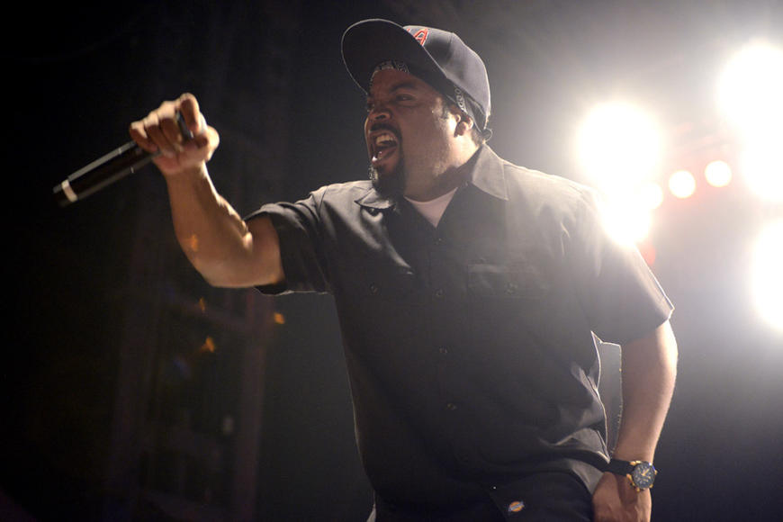 Ice Cube at Riot Fest Denver