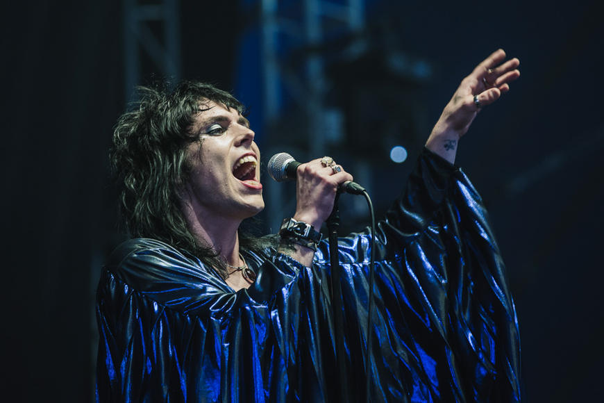 The Struts at Leeds Festival
