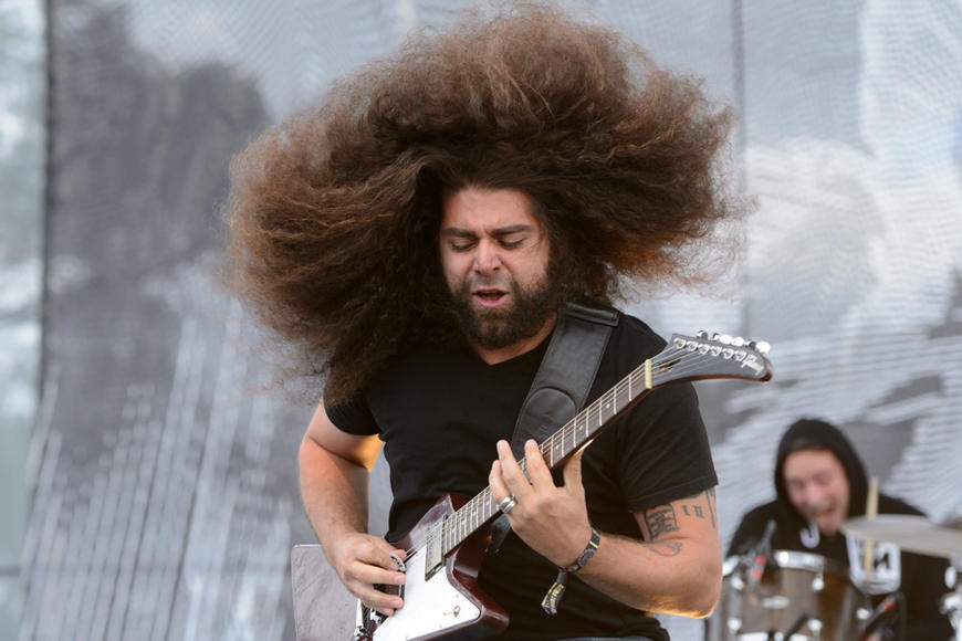Coheed and Cambria at Riot Fest Chicago
