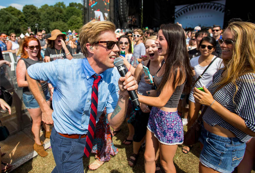 Andrew McMahon and the Wilderness