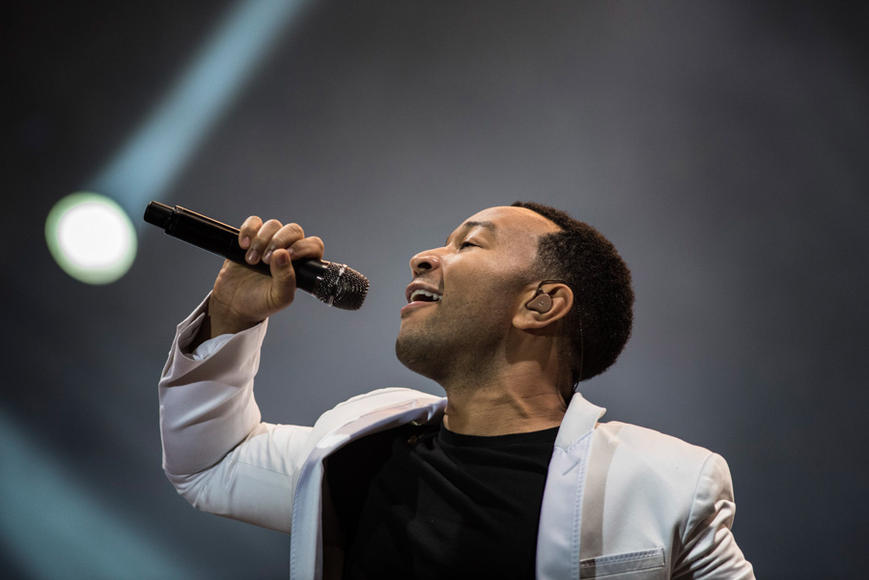 John Legend at Rock in Rio
