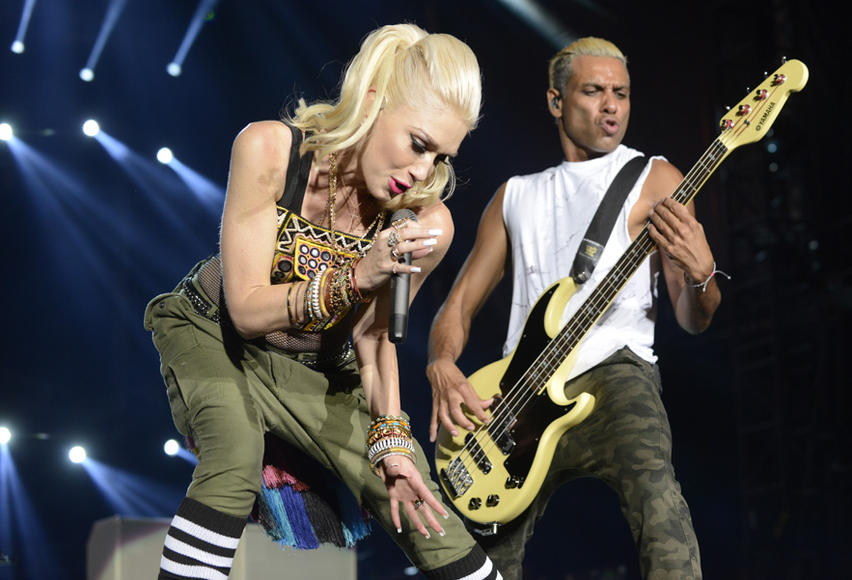 No Doubt at KAABOO Festival