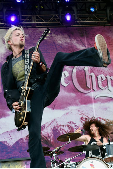 Black Stone Cherry at Louder Than Life Festival
