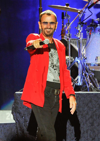 Ringo Starr and His All-Starr Band at Sonoma Music Festival