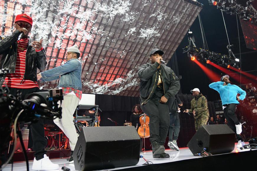 Hit-Boy, A$AP Ferg, Quentin Miller