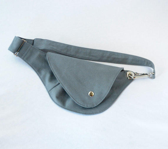 Rock and Salt belt bag