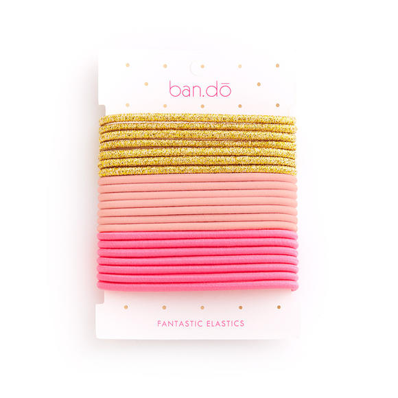 Ban.do fantastic elastics hair ties
