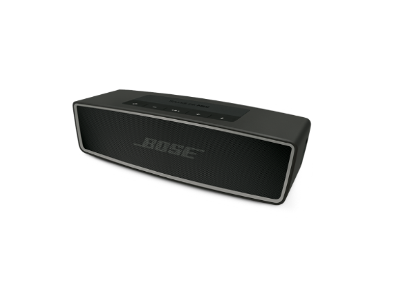 The Bose Soundlink Mini Bluetooth speaker II