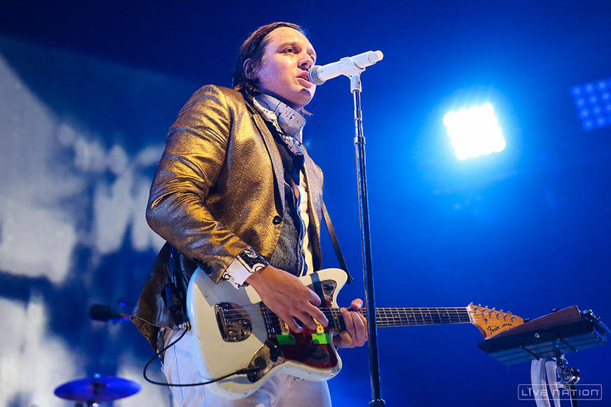 Arcade Fire: Honestly, the brilliant minds that brought us 'Reflektor' could put out a new album every six months and we'd still want more!