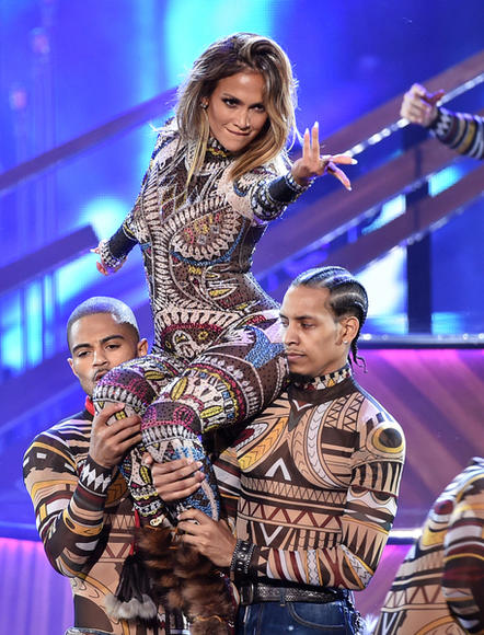 Jennifer Lopez: With a Vegas residency lined up for 2016, we're hoping the hot mama delivers some fiery new tunes to go along with it!