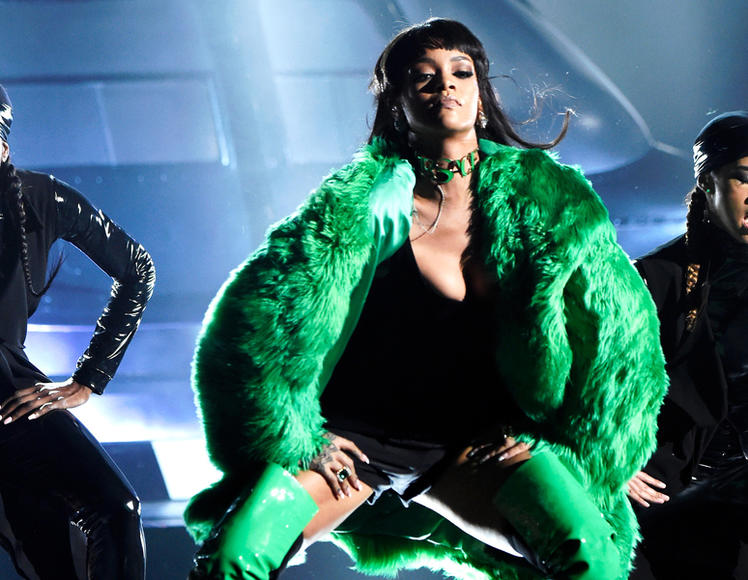 Rihanna: Ah, the ever-elusive #R8. ANTI is on the way and we can't #R-WAIT!
