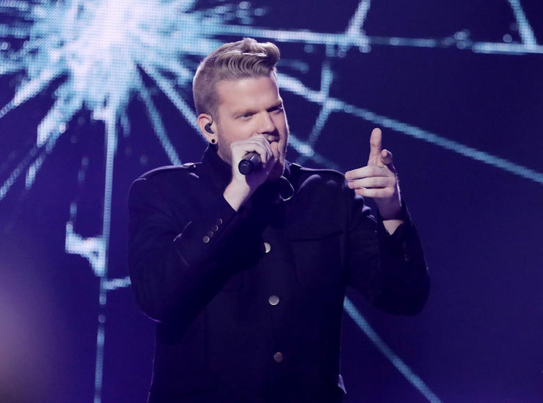Pentatonix at Dick Clark's New Year's Rockin' Eve 2016