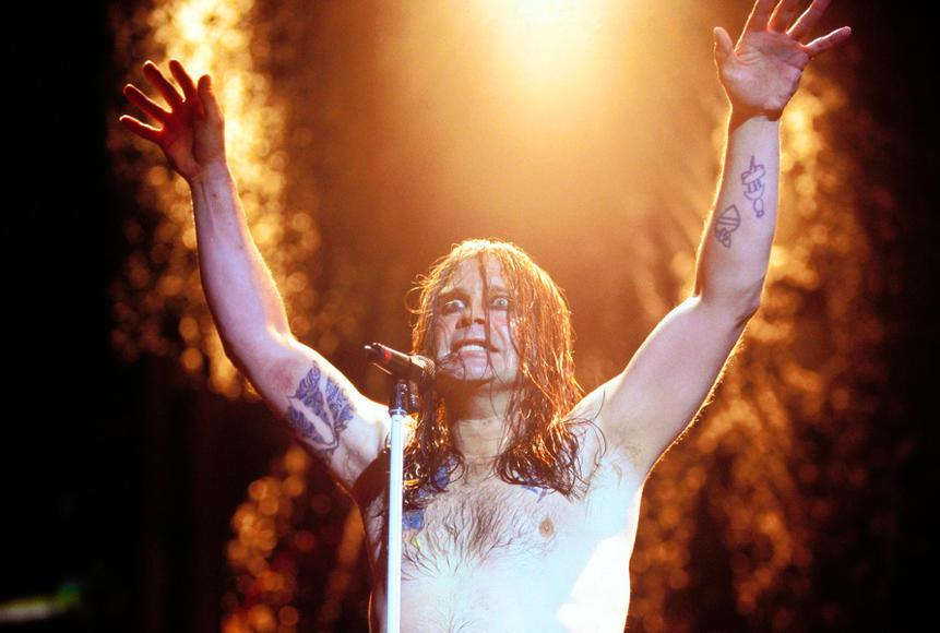 1997 - Ozzy Osbourne