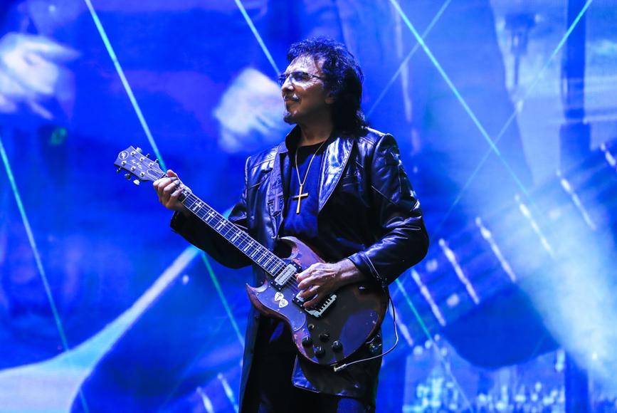 2014 - Tony Iommi