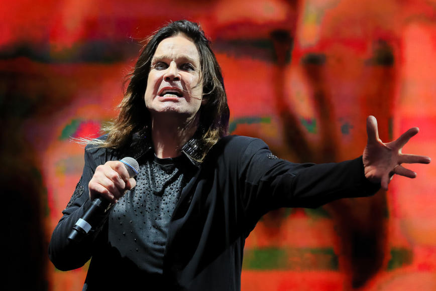 2014 - Ozzy Osbourne