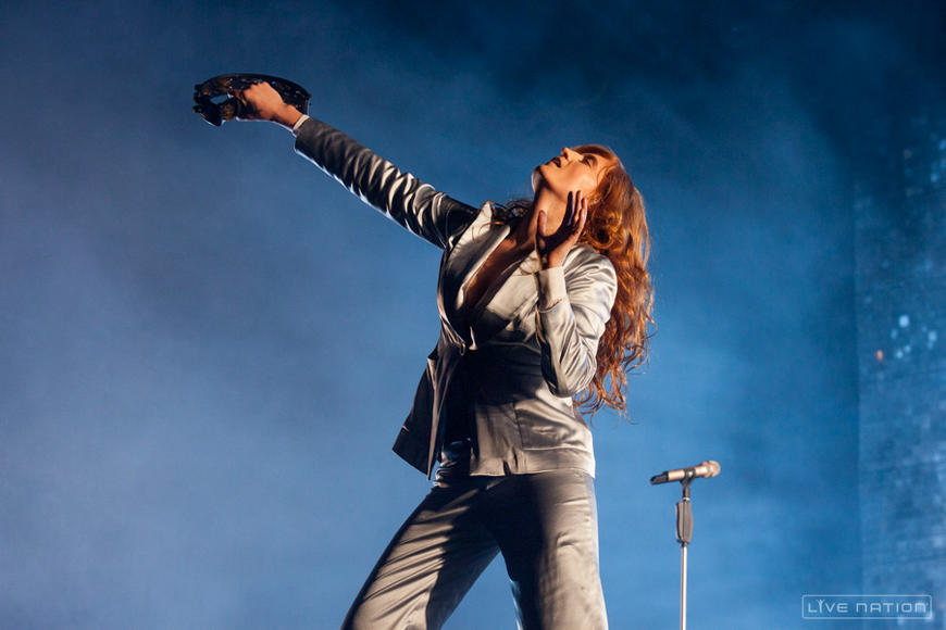 Florence + The Machine: Heed the siren call of Florence Welch and be swept away by the sheer power of participating in amphitheater-level sing alongs.