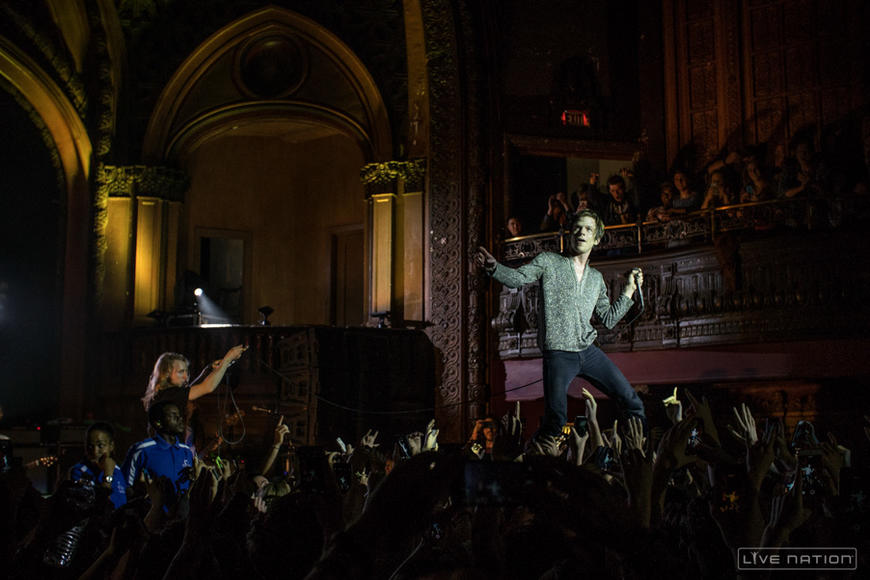 Cage the Elephant: No one has more energy than Cage frontman Matt Shultz. No one. Witness as he rocks, rolls, crowdsurfs, headwalks and otherwise engages in antics you MUST watch.