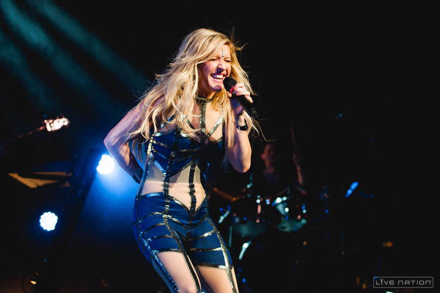Ellie Goulding: Let her hair whips, lilting vocals and uplifting synth deliver you to another level of pop rapture.