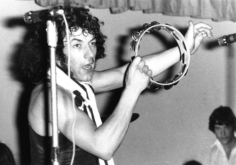 Brian Johnson, 1973