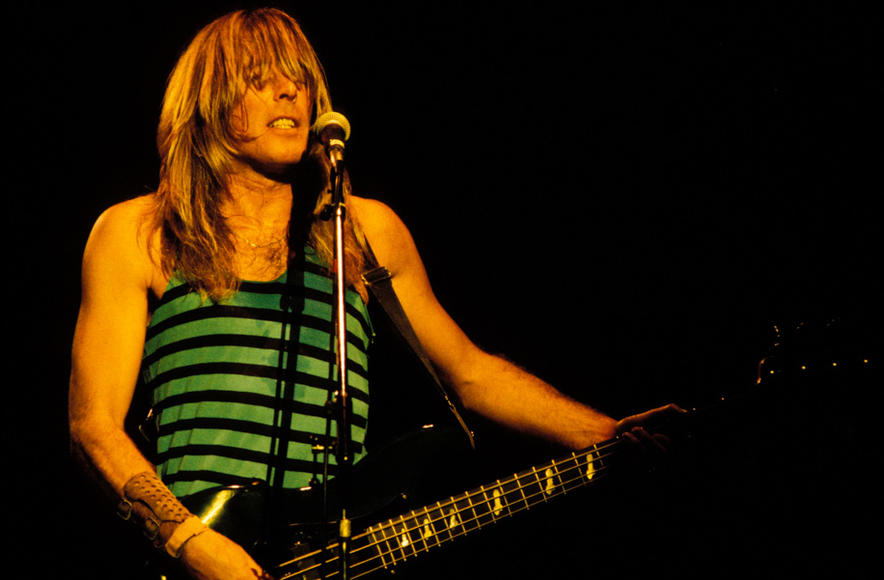 Cliff Williams, 1988
