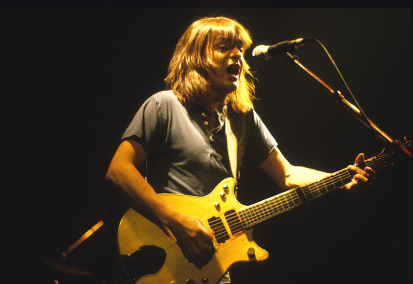 Malcolm Young, 1985