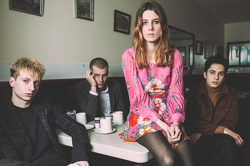 Wolf Alice for Chvrches