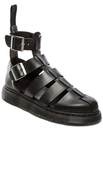 TRESPASSING: Doc Martens Geraldo ankle strap sandal