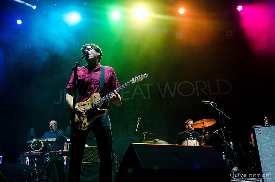 Jimmy Eat World, 2002