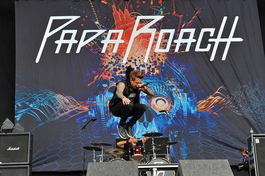 Papa Roach, 2000