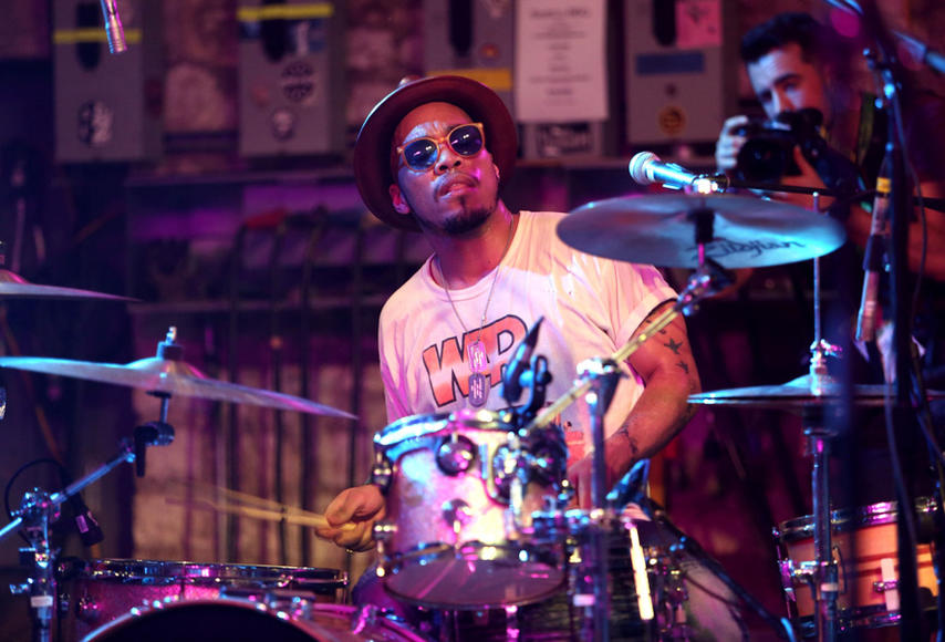 Paak was born in Oxnard, CA and still plays drums at the church where he grew up.