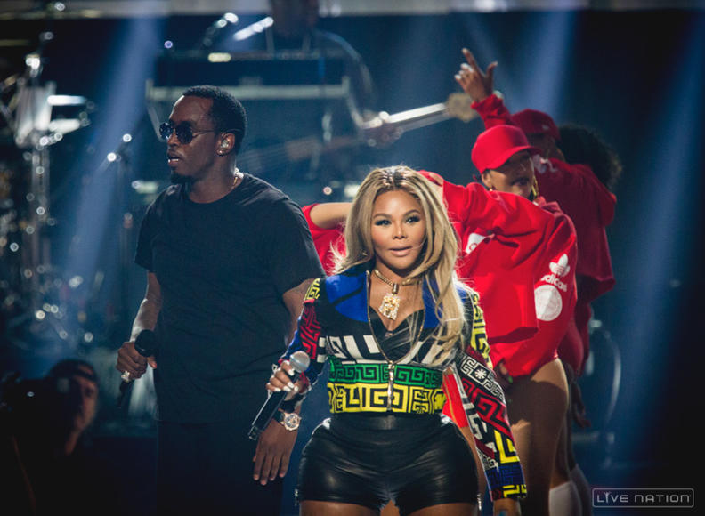 "Bad Boy Family Reunion: Puff Daddy called Lil' Kim, Mase + more Bad Boy icons to bring Hip Hop/R&B realness back in your life. Get a ticket + play Puffy's part of ""Hate Me Now"" for everyone who misses out."
