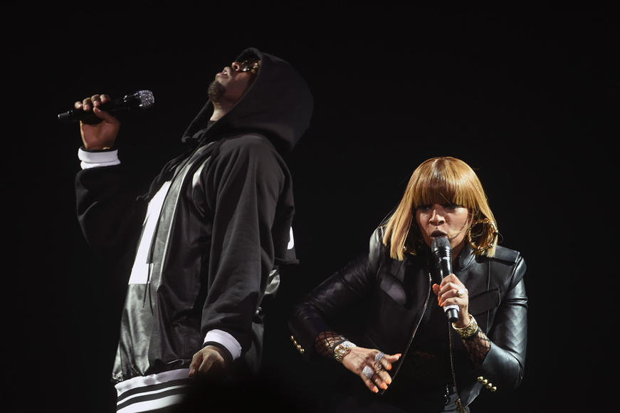 Puff Daddy, Mary J. Blige