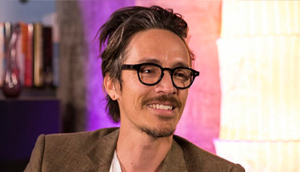 The 41-year old son of father Chuck Boyd and mother Priscilla Wiseman, 188 cm tall Brandon Boyd in 2017 photo