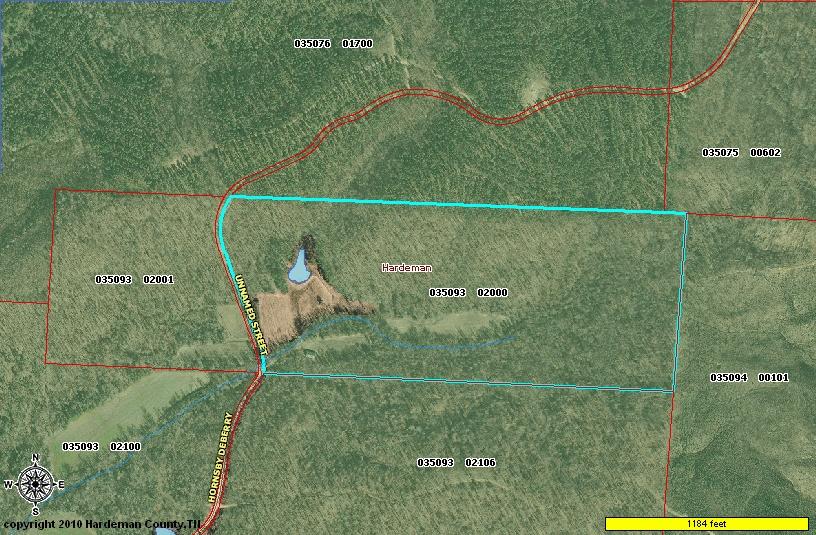 56.56 acres | Farm | Hardeman County, TN | Land And Farm Hornsby Tn