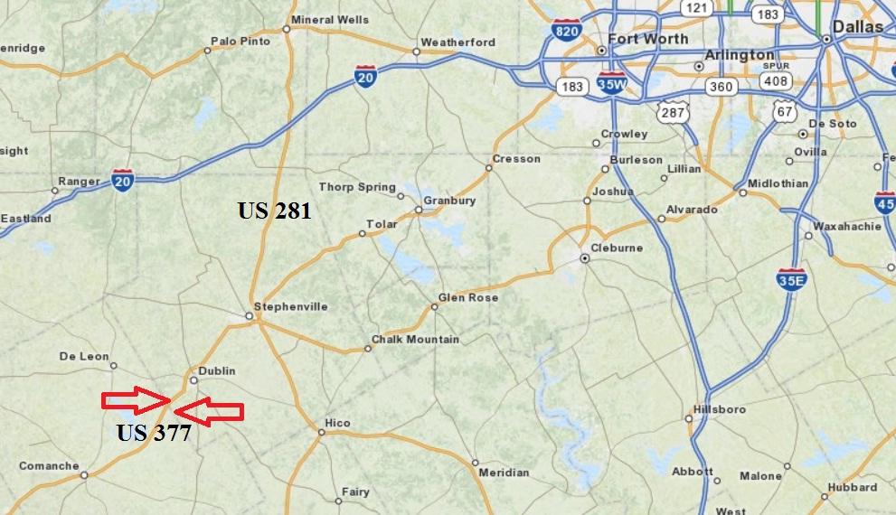 3194 Acres In Comanche County Texas