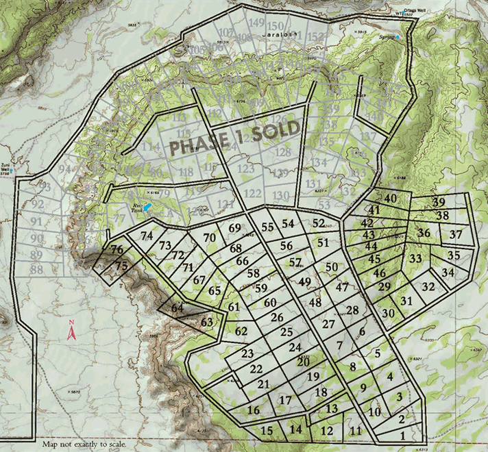 Highlands Ranch Colorado Street Map 0836410: Recreational Land For Sale