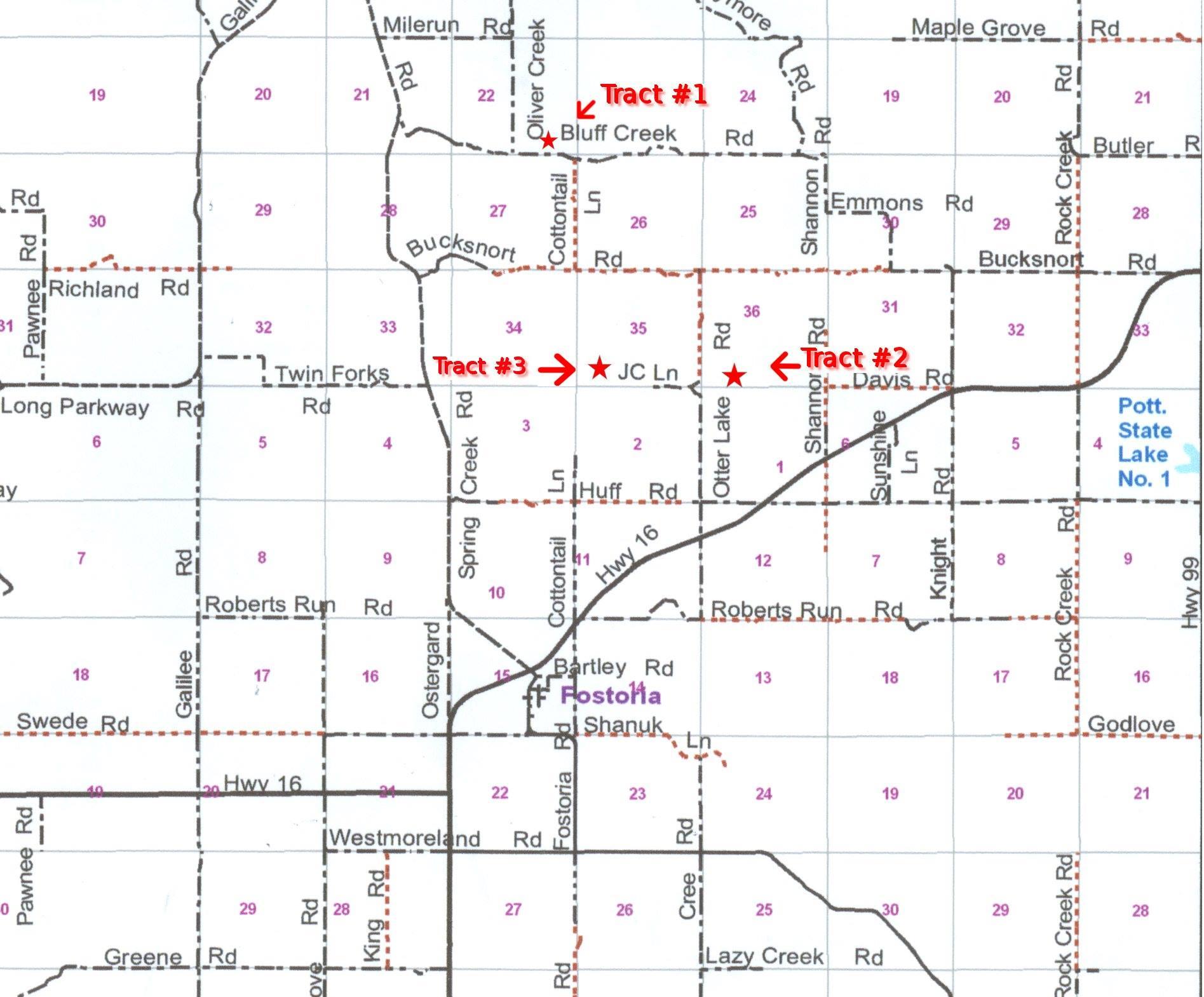 Kansas pottawatomie county fostoria - Location Map