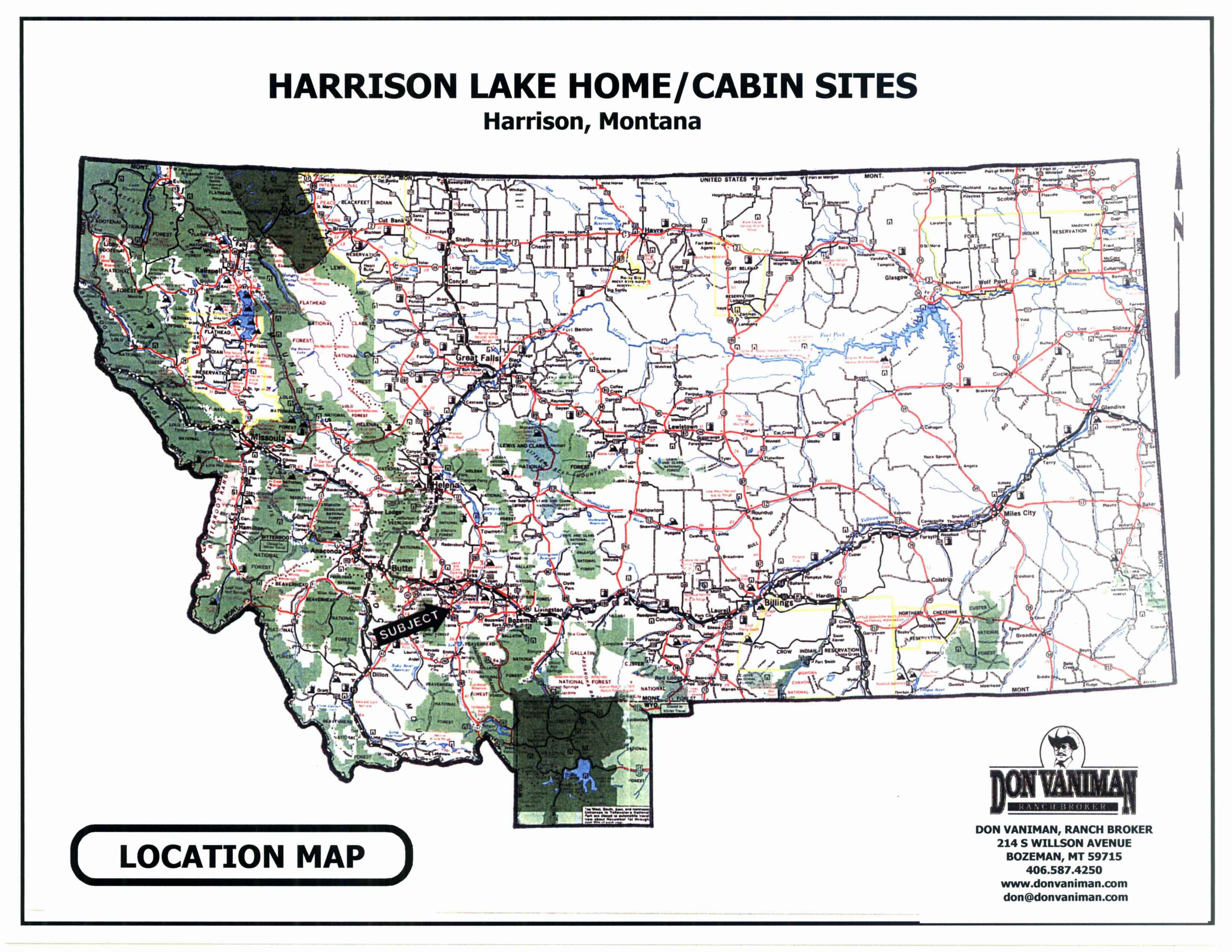 Madison County Property Owners
