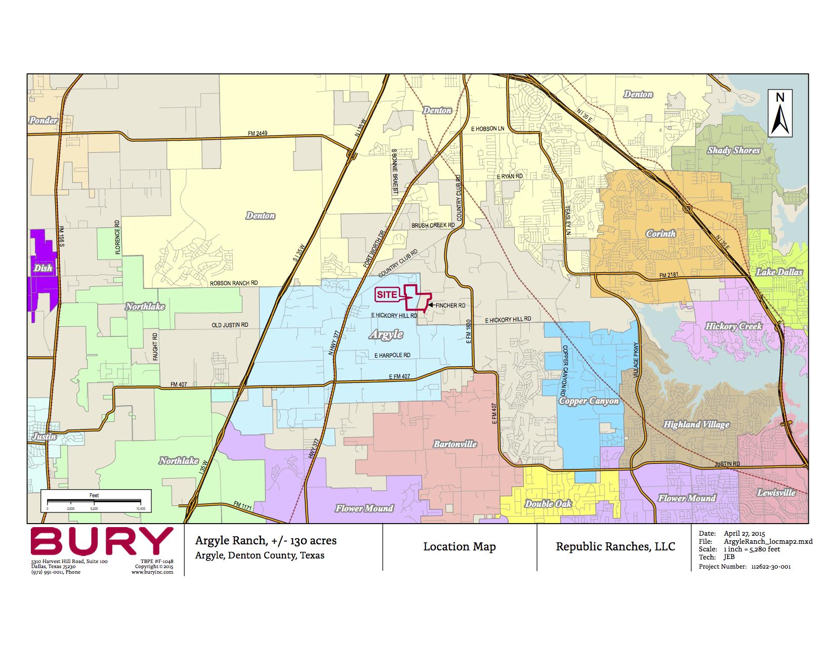 Denton County Tx Property Tax