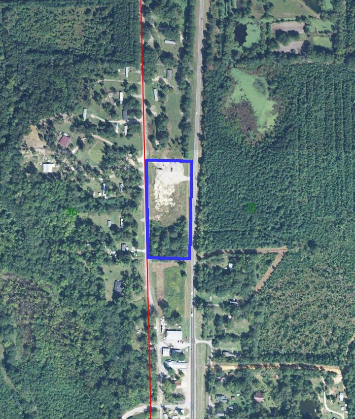 4 Acres Commercial Land For Sale Montgomery County Al