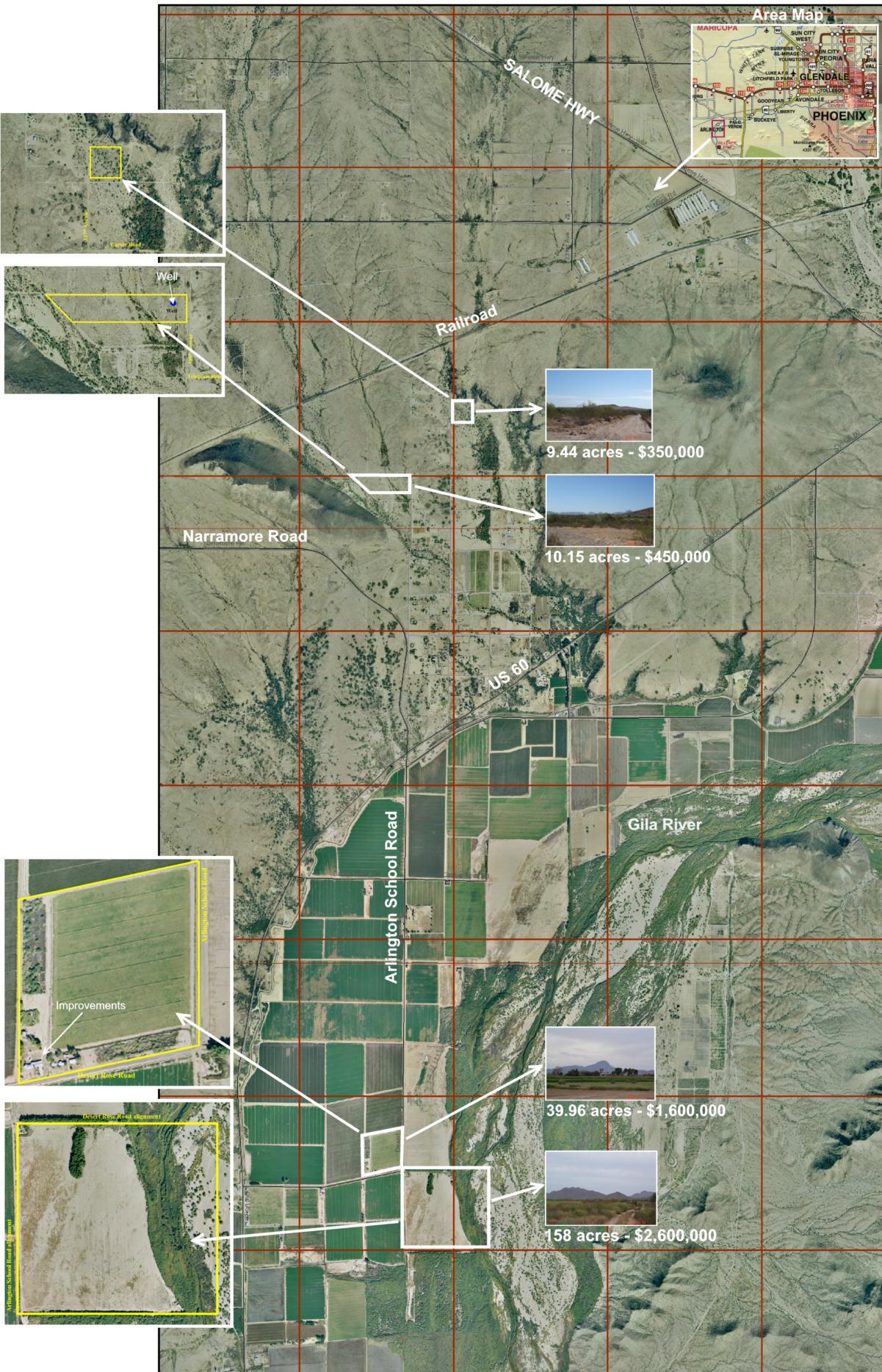 39.96 Acres in Maricopa County, Arizona