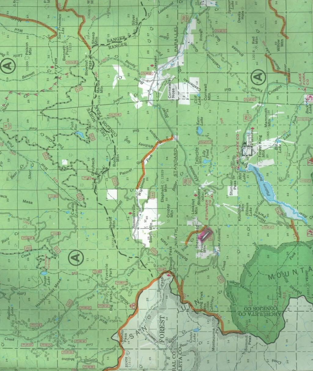 20.33 acres in Conejos County, Colorado