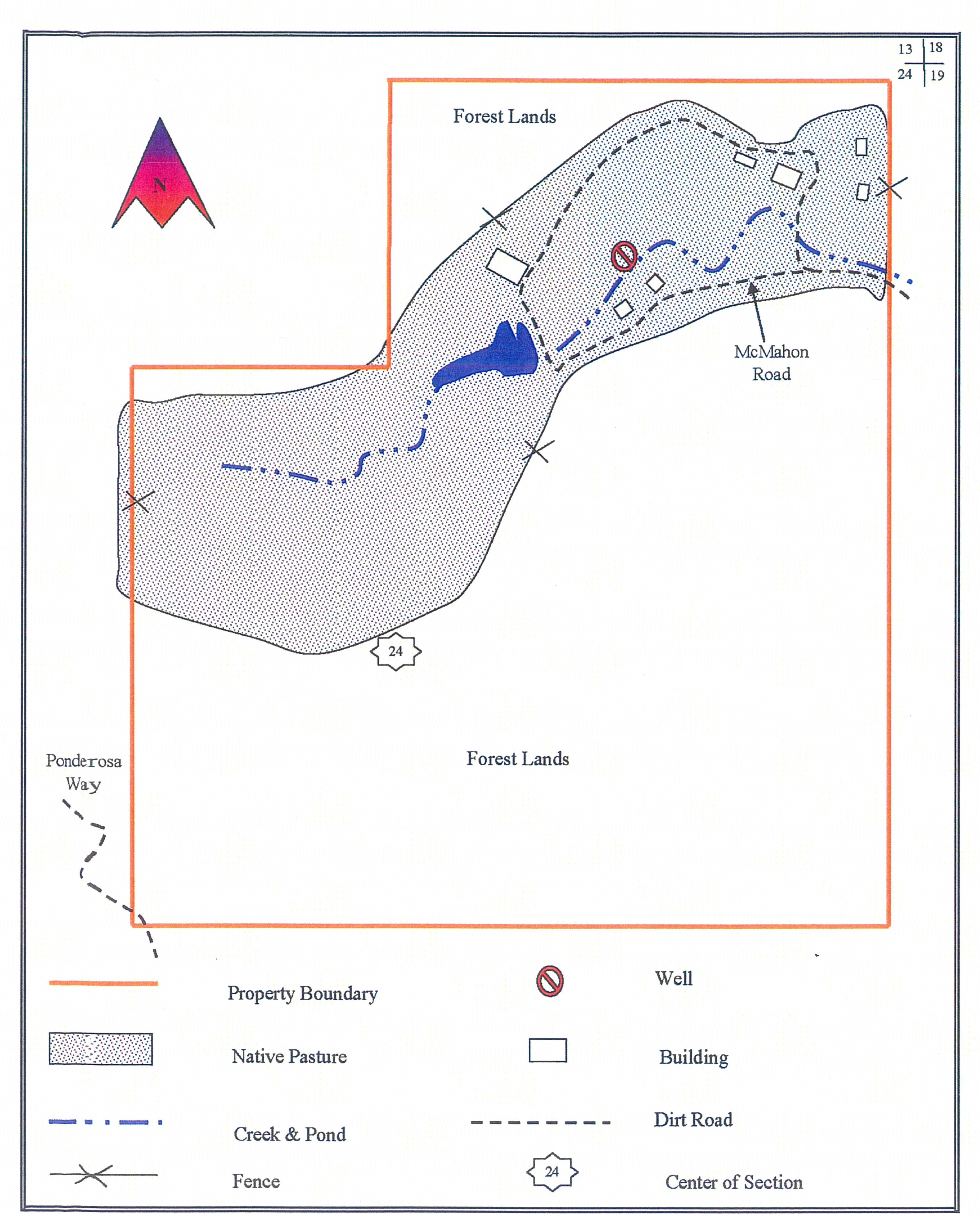 384 Acres In Mariposa County California
