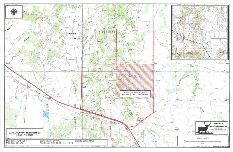 Garza County Property Tax