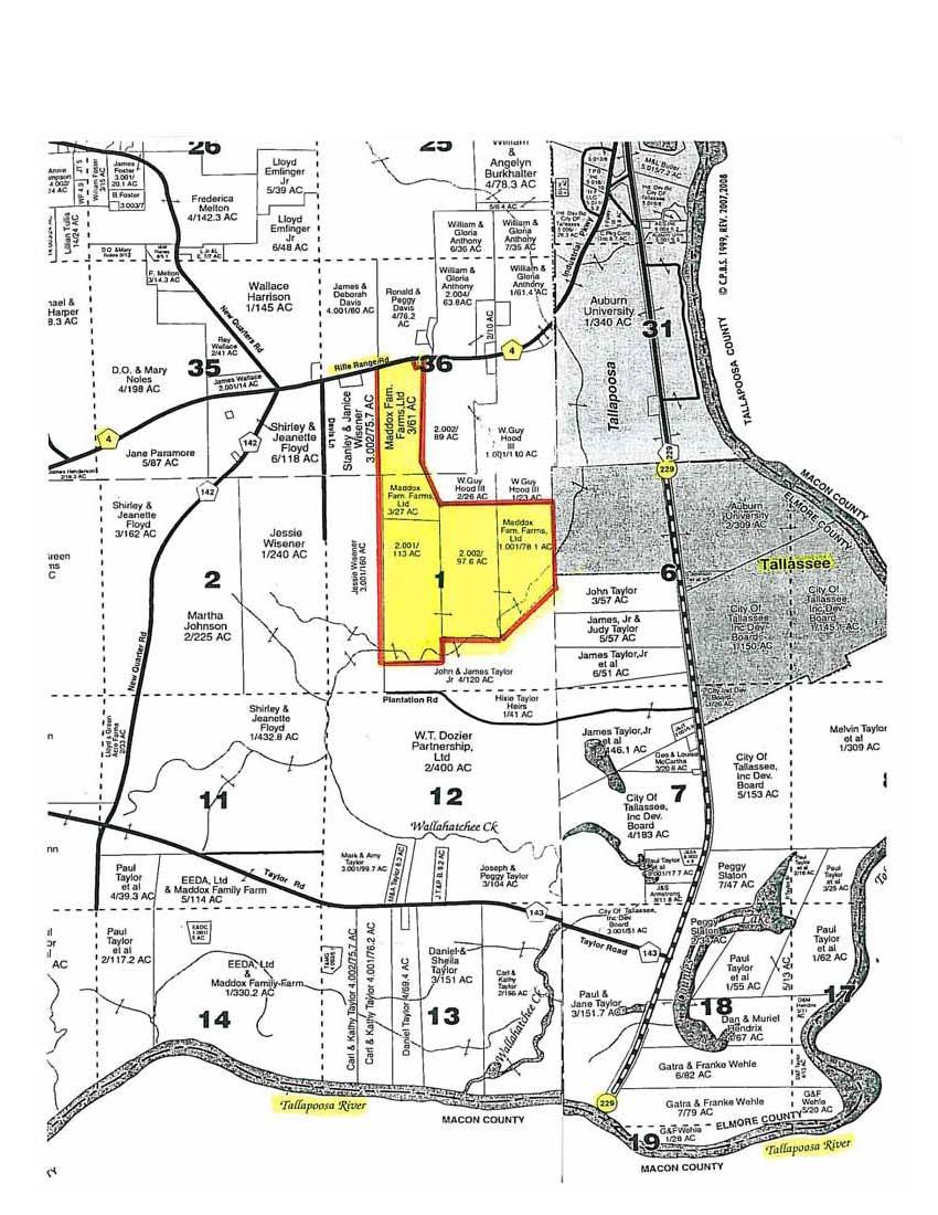 Tallapoosa County Alabama Property Tax