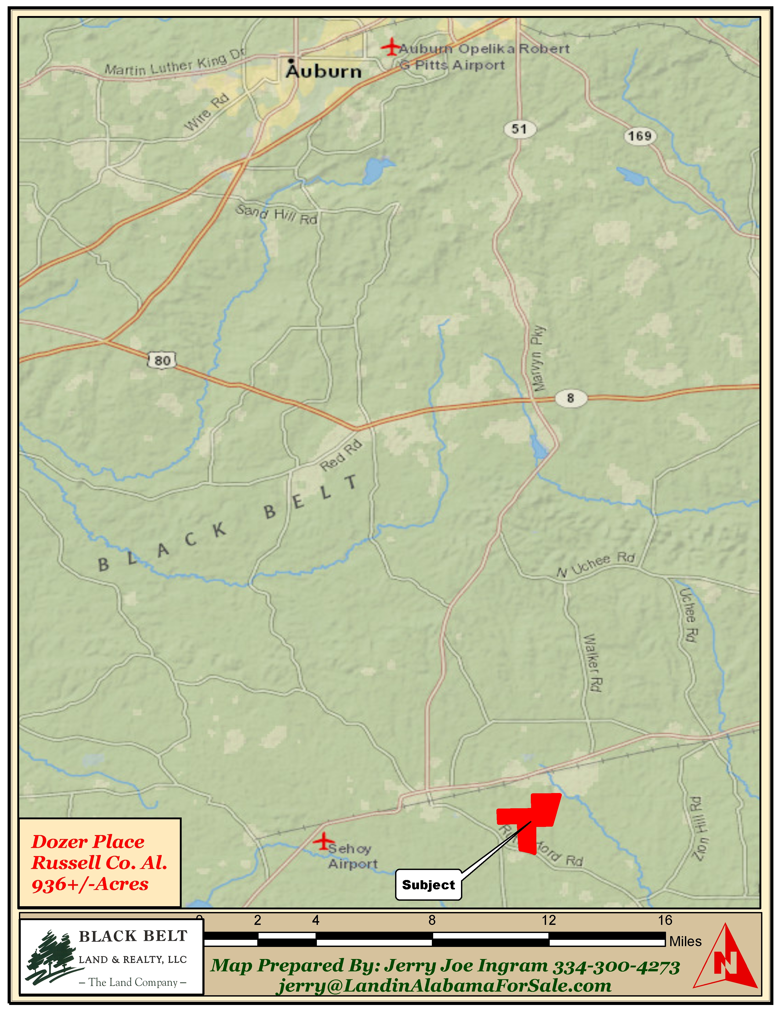 Alabama russell county hatchechubbee - Dozer 936ac Location Map Jpg