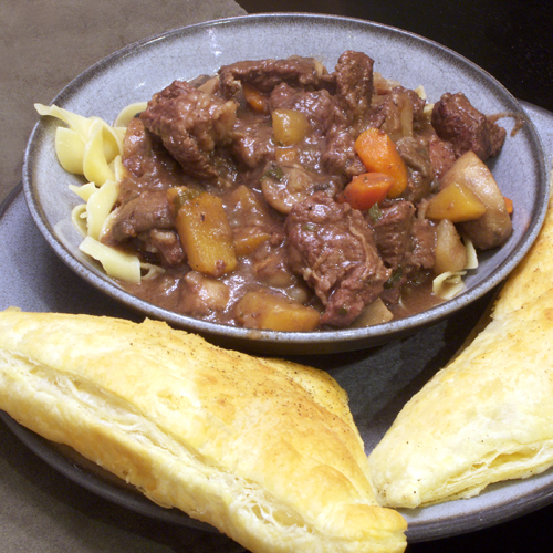 Slow-Cooker Beef and Guinness Stew Image